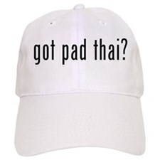 got pad thai? Baseball Cap