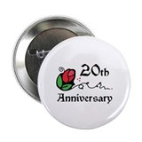 20th 2.25&quot; Button