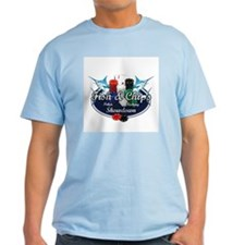 Fish & Chips Player Shirt (colors)