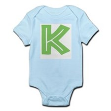 K (green) Infant Creeper