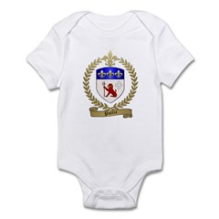 POTTIE Family Crest Infant Bodysuit