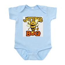 Jitter Bug Bee Infant Creeper