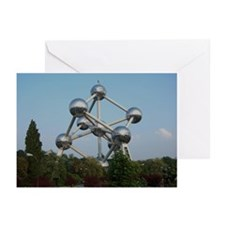 Atomium Greeting Cards (Pk of 10)