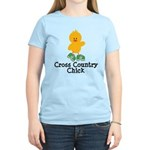 Cross Country Chick Women's Light T-Shirt