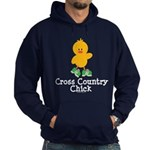 Cross Country Chick Hoodie (dark)