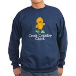 Cross Country Chick Sweatshirt (dark)