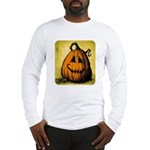 Vintage Pumpkin Long Sleeve T-Shirt