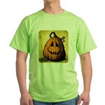 Vintage Pumpkin Green T-Shirt