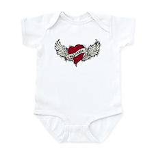 Heart Bulgaria Infant Bodysuit