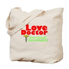 Love Doctor Tote Bag