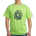 Mad Hatter Green T-Shirt