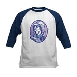 Mad Hatter Kids Baseball Jersey