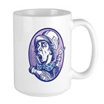 Mad Hatter Large Mug