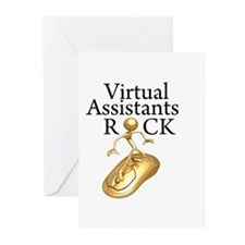 Cool Assistant Greeting Cards (Pk of 20)