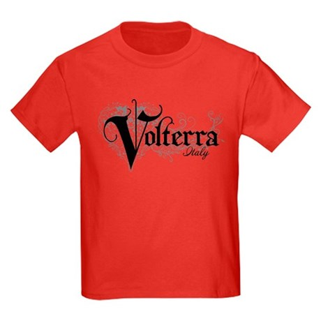 Volterra Itally Kids Dark T-Shirt