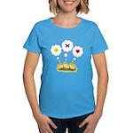 Chickie Daydreams Women's Dark T-Shirt