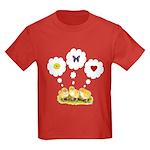 Chickie Daydreams Kids Dark T-Shirt