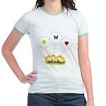 Chickie Daydreams Jr. Ringer T-Shirt