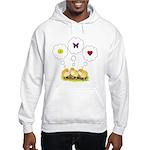 Chickie Daydreams Hooded Sweatshirt