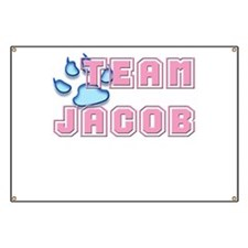 Team Jacob Black New Moon Twi Banner