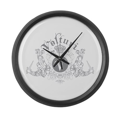 Volturi Royal Guard Large Wall Clock