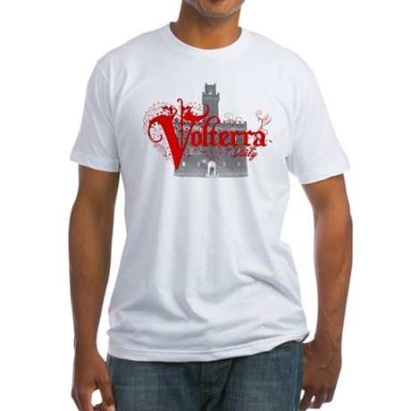 Volterra Italy Fitted T-Shirt