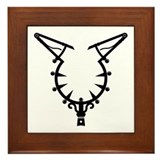 Witch Catcher Framed Tile