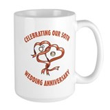 50th Coffee Mug