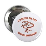 "40th 2.25"" Button (100 pack)"