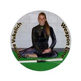 Renee Vukelich - Weapons 3.5&amp;quot; Button