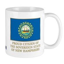 New Hampshire Proud Citizen Mug