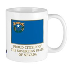 Nevada Proud Citizen Mug