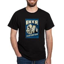 Beer Helping White Guys Dance T-Shirt