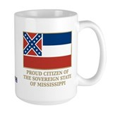 Mississippi Proud Citizen Mug