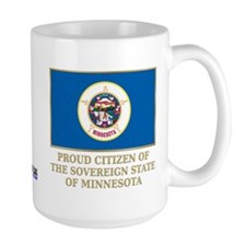 Minnesota Proud Citizen Mug