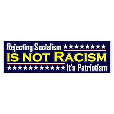 Rejecting Socialism Bumper Sticker (10 pk)