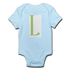 L (green) Infant Creeper
