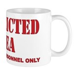 Restricted Area Mug