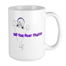 Unique Ghost hunting Mug