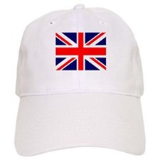 BRITISH UNION JACK Baseball Cap