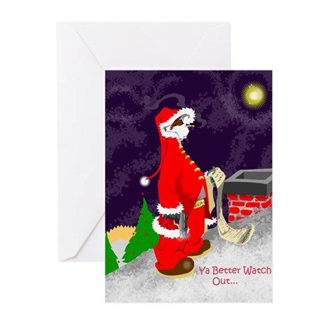 """American Greeting Cards > """"You Better Watch Out"""" Christmas Cards"""