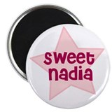 Sweet Nadia Magnet