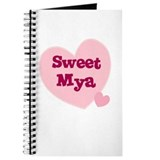 Sweet Mya Journal