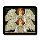 Pax Angel Mousepad