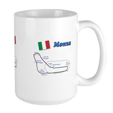 Race Circuits Mug