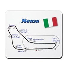 Race Circuits Mousepad