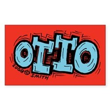 Otto Rectangle Decal