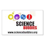 Science Buddies Sticker (10 pk)