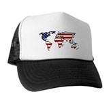 Unique Continent Trucker Hat