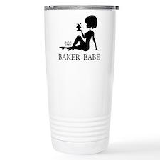 Baker Babe, Travel Mug